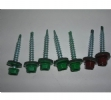 color-plated drilling screw